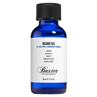 Baxter of California Beard Oil All Skin Types 1oz / 30ml