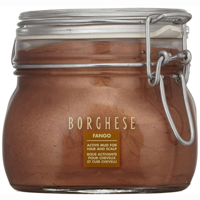 Borghese Fango Active Mud for Hair and Scalp 17.6oz / 430ml