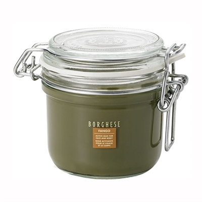 Borghese Fango Active Mud for Face & Body 7.5oz / 212g