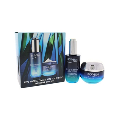 Biotherm Blue Therapy 2 Piece Exclusive Gift Set