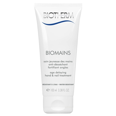 biotherm age delaying hand and nail treatment