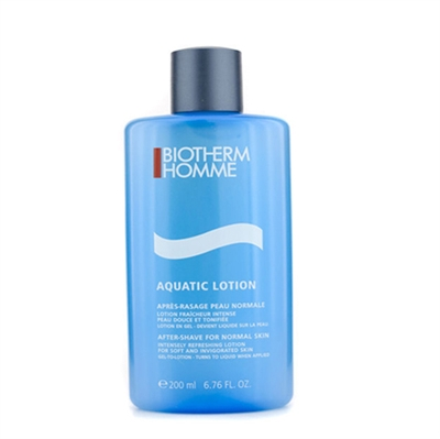 Biotherm Homme Aquatic Lotion After-Shave For Normal Skin 6.76oz / 200ml