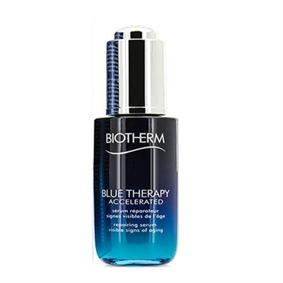 Biotherm Blue Therapy Accelerated Repairing Serum All Skin Types 1.69oz / 50ml