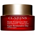 Clarins Super Restorative Day Cream for All Skin Types 1.7oz / 50ml
