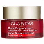 Clarins Super Restorative Day Cream for Very Dry Skin 1.7oz / 50ml