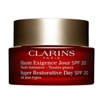 Clarins Super Restorative Day Cream SPF 20 1.7oz / 50ml