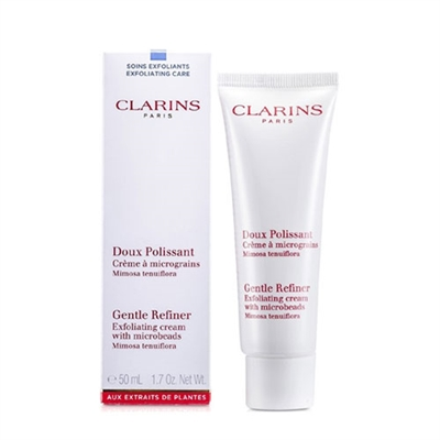 Clarins Gentle Refiner Exfoliating Cream With Natural Microbeads 1.7oz / 50ml