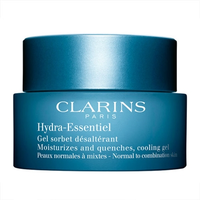 Clarins Hydra-Essentiel Cooling Gel Normal / Combination Skin 1.7oz / 50ml