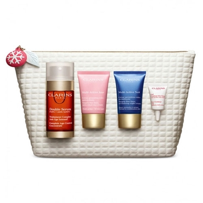 Clarins Early Lines & Wrinkle Experts 4 Piece Set