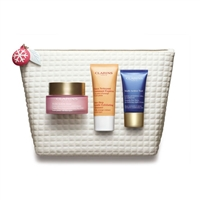 Clarins Smoothing Essentials 3 Piece Set
