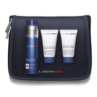 Clarins Men Energizing Experts 3 Piece Set
