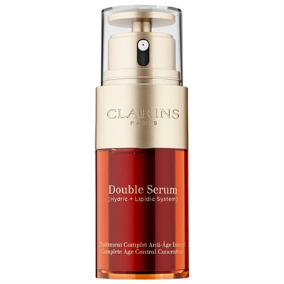 Clarins Double Serum Complete Age Control Concentrate 1oz / 30ml