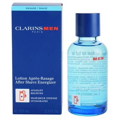 Clarins Men After Shave Energizer 3.4 oz / 100ml