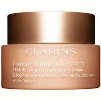 Clarins Extra-Firming Jour Day Cream SPF15 All Skin Types 1.7oz / 50ml