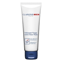 Clarins Men Active Face Wash 4.4oz / 125ml