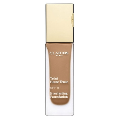 Clarins Everlasting Foundation SPF 15 119 Cocoa 1.2oz / 30ml