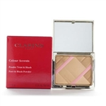Clarins Colour Accents Face & Blush Powder 0.35oz / 10g