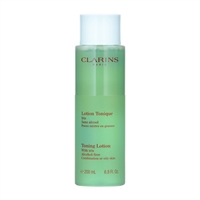 Clarins Toning Lotion With Iris Combination or Oily Skin 200ml / 6.8 oz