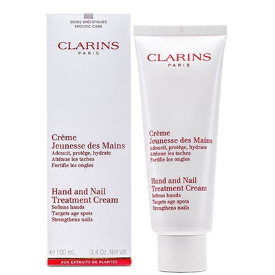 Clarins Hand and Nail Treatment Cream 100 ml / 3.5 oz