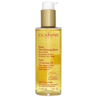 Clarins Total Cleansing Oil 5oz / 150ml