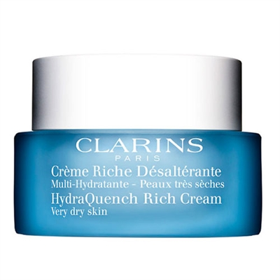 clarins hydraquench rich cream