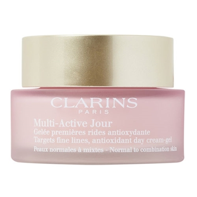Clarins Multi-Active Jour Antioxidant Day Cream-Gel Normal - Combination Skin 1.7oz / 50ml
