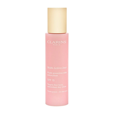 Clarins Multi-Active Jour Antioxidant Day Lotion SPF15 1.7oz / 50ml