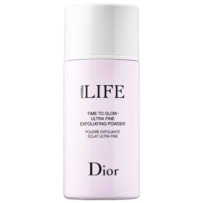Christian Dior Hydra Life Time To Glow Ultra Fine Exfoliating Powder 1.4oz / 40g
