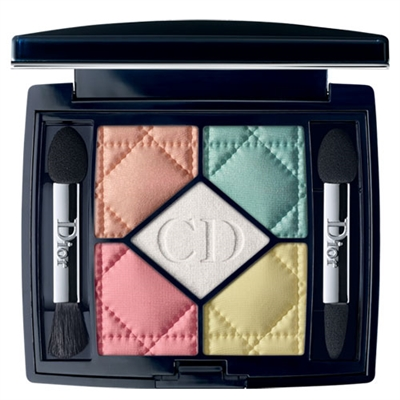 Christian Dior 5 Couleurs Couture Colours & Effects Eyeshadow Palette 676 Candy Choc 0.21oz / 6g