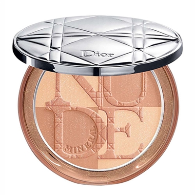 Christian Dior Diorskin Mineral Nude Healthy Glow Bronzing Powder 01 Soft Sunrise 0.35oz / 10g