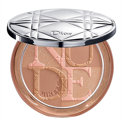 Christian Dior Diorskin Mineral Nude Bronze Powder 02 Soft Sunlight 0.35oz / 10g