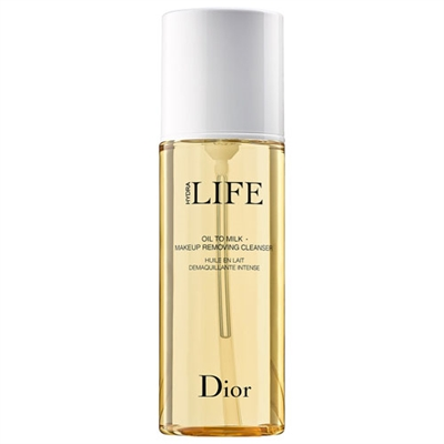 Christian Dior Hydra Life Oil To Milk Makeup Removing Cleanser 6.7oz / 200ml