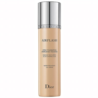 Christian Dior Backstage Pros Airflash Spray Foundation 104 Fair Almond 2.3oz / 70ml