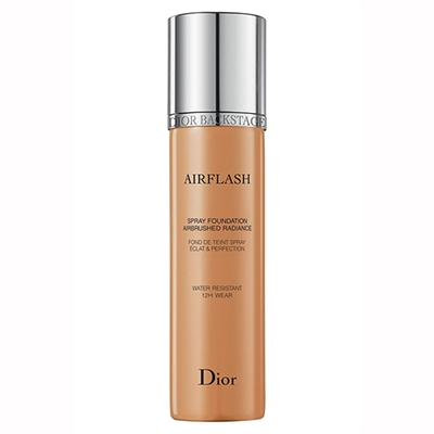 Christian Dior Backstage Airflash Spray Foundation 4N (400) Neutral / Honey Beige 2.3oz / 70ml