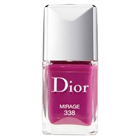 Christian Dior Vernis Gel Shine & Long Wear Nail Lacquer 338 Mirage 0.33oz / 10ml