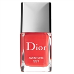 Christian Dior Vernis Gel Shine & Long Wear Nail Lacquer 551 Aventure 0.33oz / 10ml