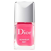 Christian Dior Vernis Gel Shine & Long Wear Nail Lacquer 661 Bonheur 0.33oz / 10ml