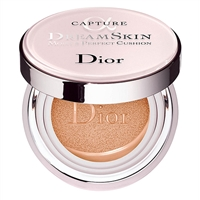 Christian Dior Capture DreamSkin Moist & Perfect Cushion SPF 50 010 Ivory 0.5oz / 15g