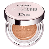 Christian Dior Capture DreamSkin Moist & Perfect Cushion SPF 50 012 Porcelaine 0.5oz / 15g