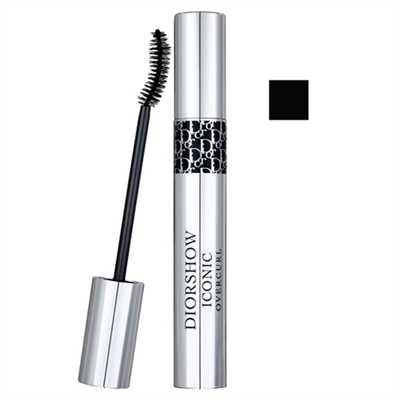 90aace7397c Christian Dior Diorshow Iconic Overcurl Spectacular Volume Curl  Professional Mascara 090 Over Black 0.33oz /10ml