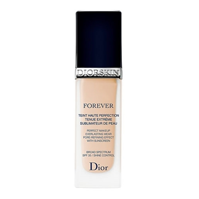 Christian Dior Diorskin Forever Perfect Foundation SPF35 010 Ivory 1oz / 30ml