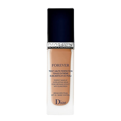 Christian Dior Diorskin Forever Perfect Foundation SPF35 040 Honey Beige 1oz / 30ml