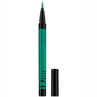 Christian Dior Diorshow On Stage Liner Waterproof 461 Matte Pop Green 0.01oz / 0.55ml