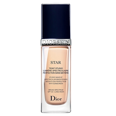 Christian Dior Diorskin Star Studio Foundation SPF30 020 Light Beige 1oz / 30ml