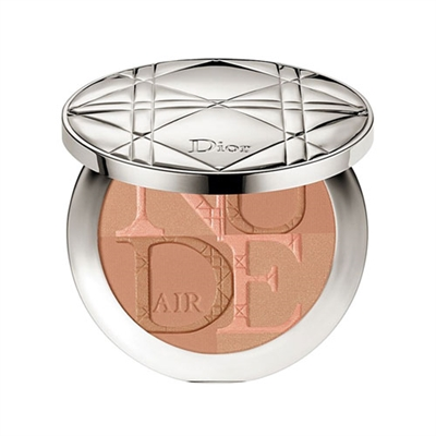Christian Dior Diorskin Nude Air Glow Powder Healthy Glow Radiance Powder 002 Fresh Light 0.35oz / 10g