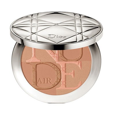 Christian Dior Diorskin Nude Air Glow Powder Healthy Glow Radiance Powder 004 Warm Light 0.35oz / 10g