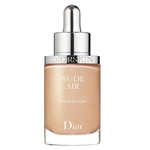 Christian Dior Diorskin Nude Air Serum Foundation SPF25 020 Light Beige 1oz / 30ml