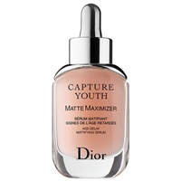 Christian Dior Capture Youth Matte Maximizer Serum 1oz / 30ml
