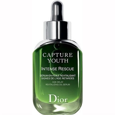 Christian Dior Capture Youth Intense Rescue Age-Delay Revitalizing Oil-Serum 1oz / 30ml