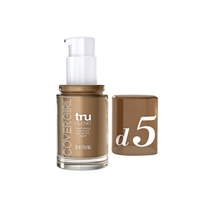 Covergirl TruBlend Liquid Makeup D5 Tawny 1oz / 30ml